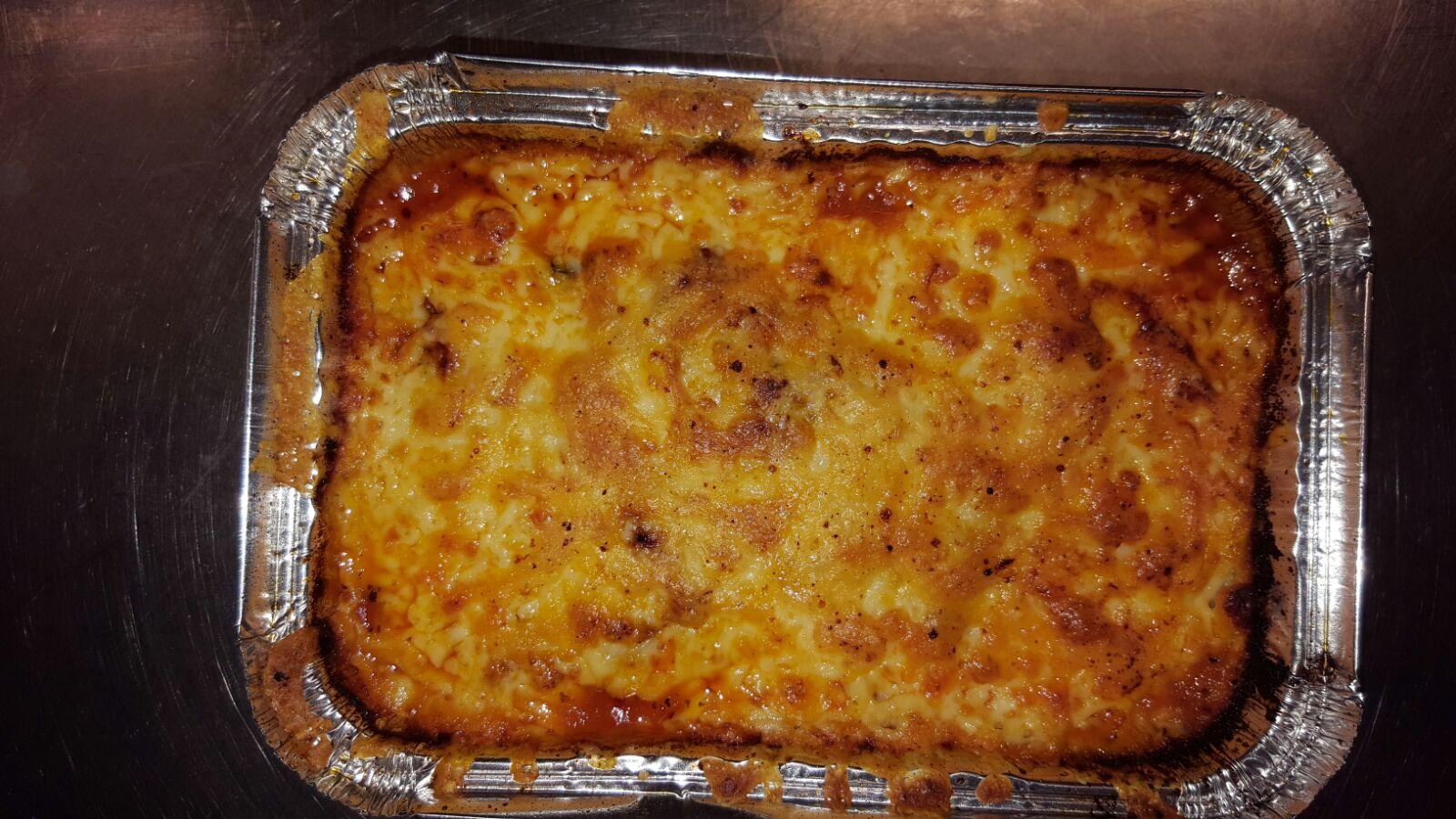 lasagne schotel